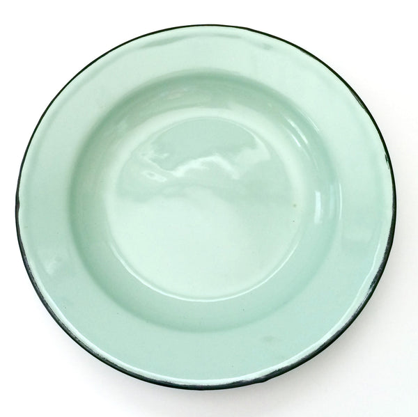 Enamelware Salad Plate set of 4