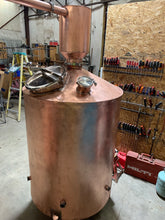 Load image into Gallery viewer, 250 gallon Copper Distilling System - American Distilling Equipment