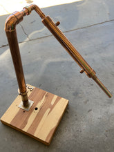 "Load image into Gallery viewer, 2"" x 24"" Reflux Tower with Condensing arm - American Distilling Equipment"