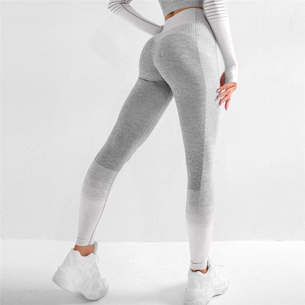 Vida's Seamless Workout Leggings