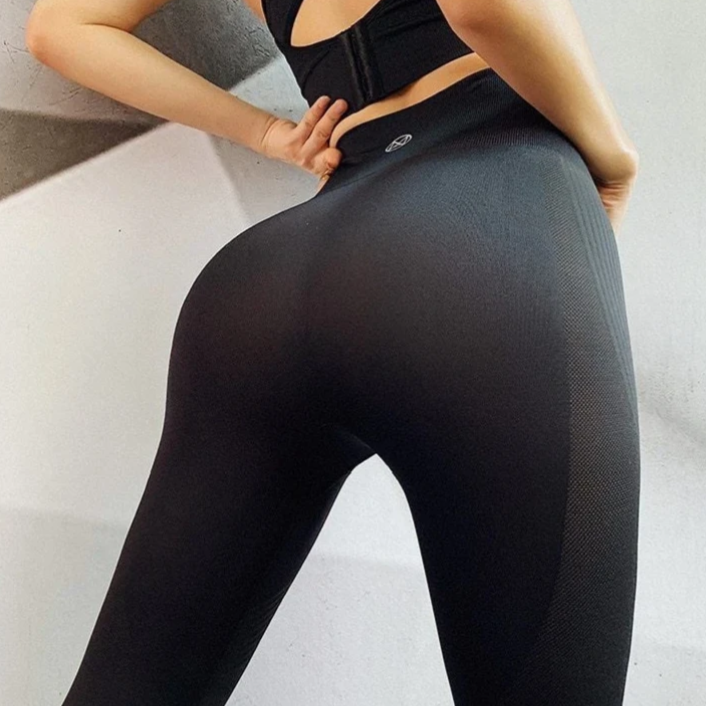 April's High Waist Fitness Leggings