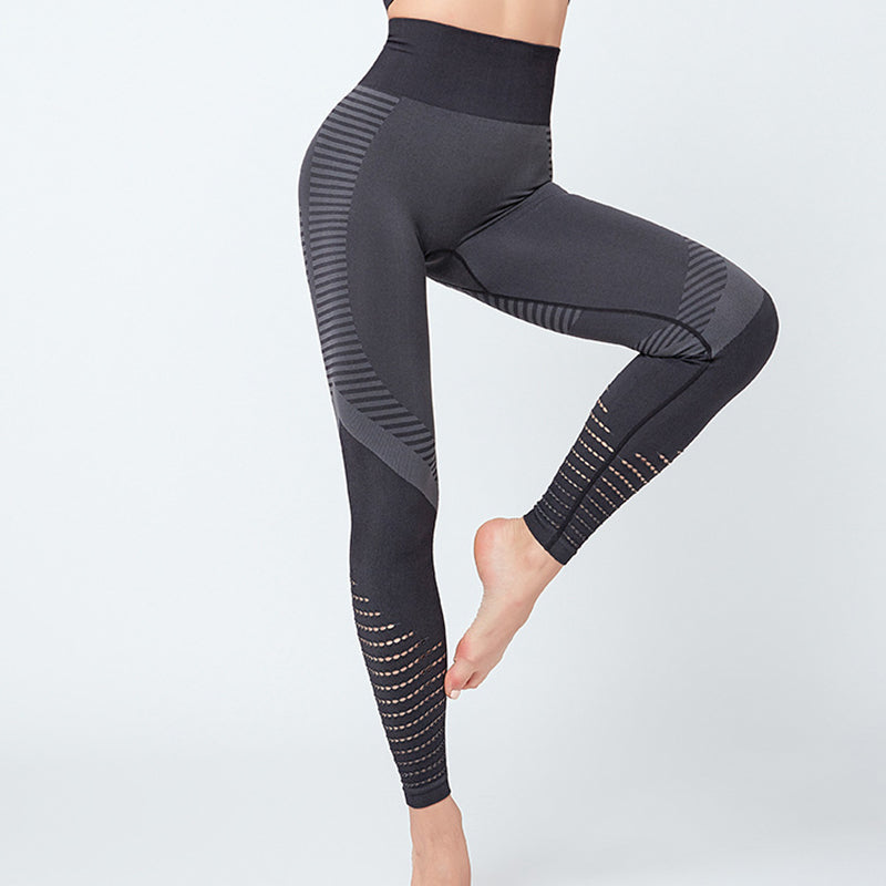 Jasmine's High Waist Seamless Leggings