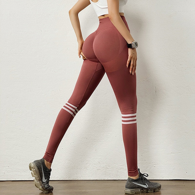 Mona's Seamless Slim Leggings