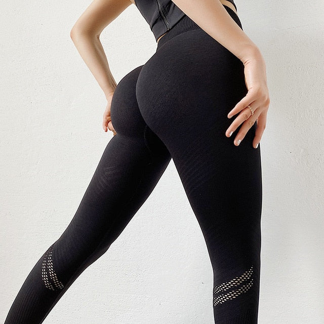Valerie's High Waist Leggings