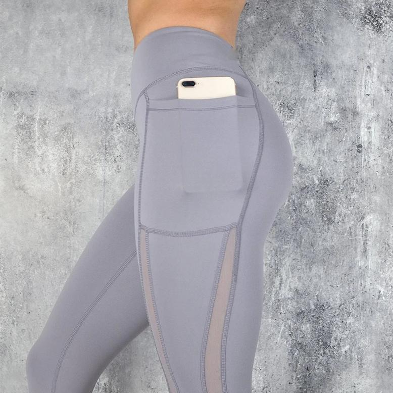 Daphne's Pocket Mesh Leggings