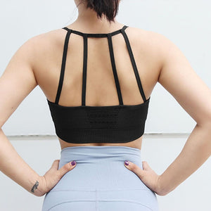 Tanya's Backless Top