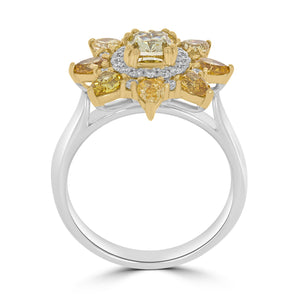 Captivating Blossom Collection Diamond Ring - Rosendorff Diamond Jewellers