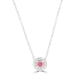 Fancy Intense Pink Diamond Pendant - Rosendorff Diamond Jewellers