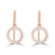 Circle of Life Diamond Drops - Rosendorff Diamond Jewellers