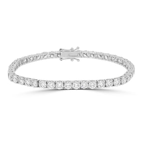 Timeless Diamond Tennis Bracelet 8.00tcw - Rosendorff Diamond Jewellers