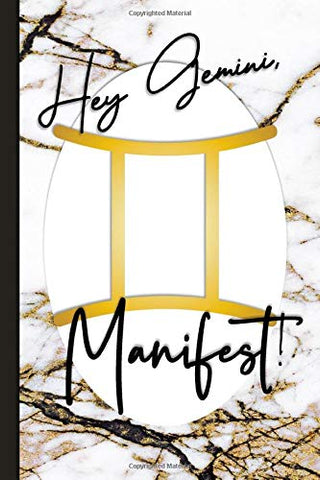 Hey Gemini, Manifest! Journal
