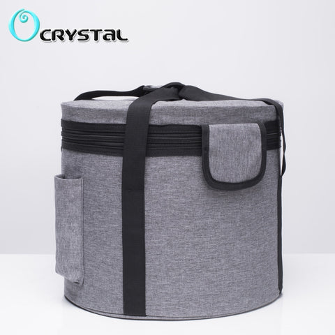 Crystal Singing Bowl Carry Case