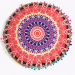 Colorful Mandala Floor Pillows [Multiple Styles]
