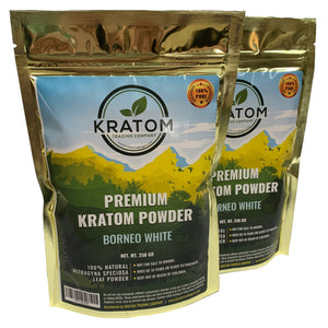 Borneo White Vein Fine Powder