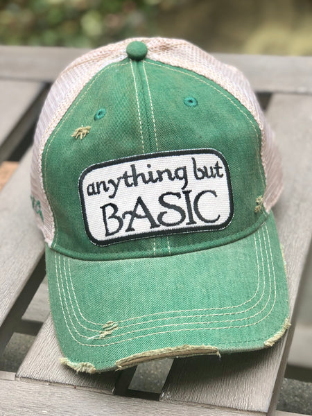 Anything but Basic