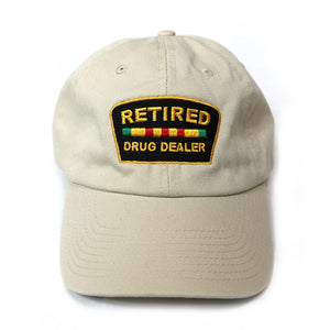 """Retired Drug Dealer"" Dadhat (Stone)"