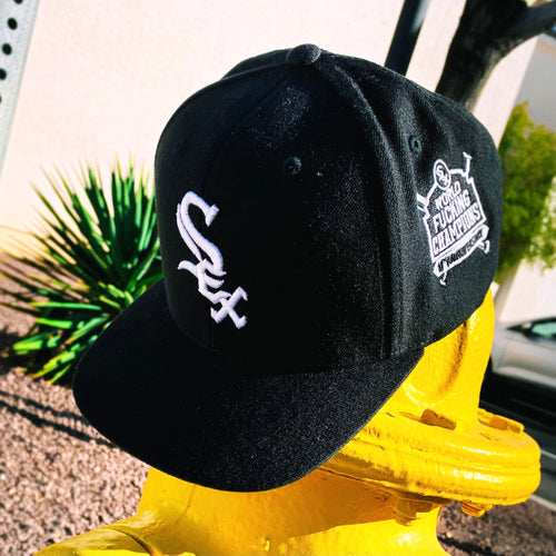Sex Snapback in Black