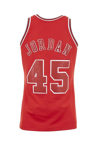 Handcrafted 45 Jersey