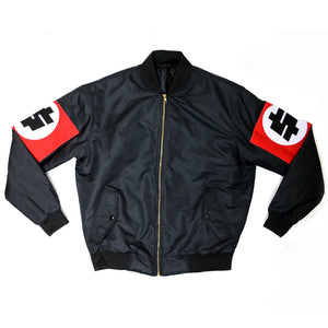 Financial Supremacy Bomber in Black