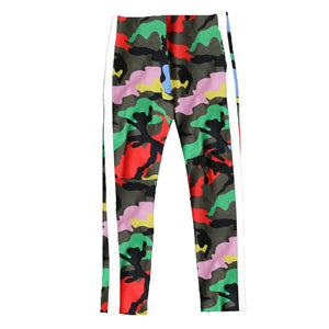 Courtside Camo Trackpants
