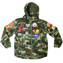 "Load image into Gallery viewer, Custom ""Stryker"" Camo Jacket"