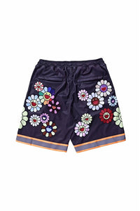 """Garden"" Couture Basketball Shorts"