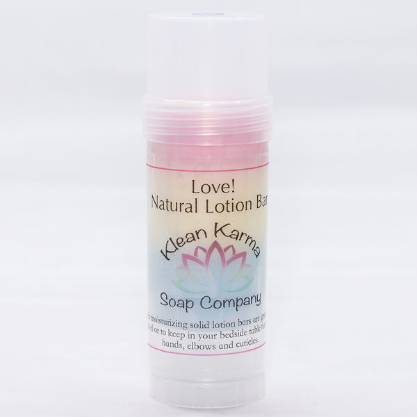 Love! Lotion Bar