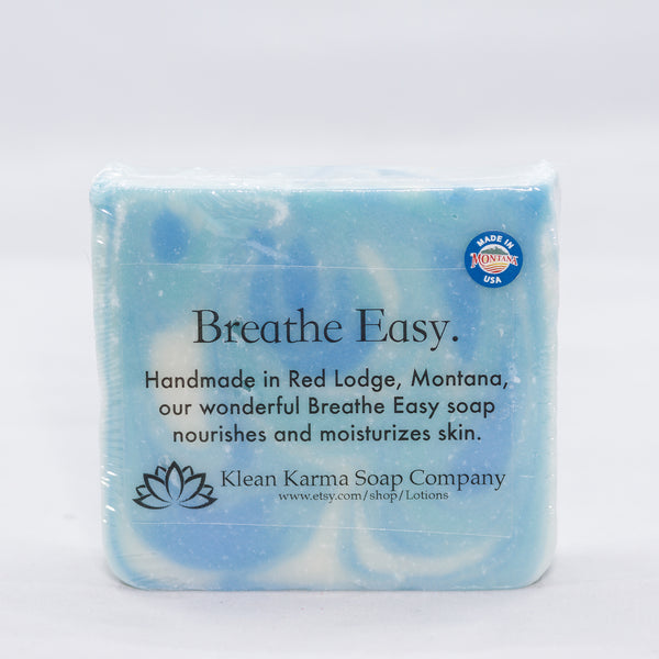 Breathe Easy Soap