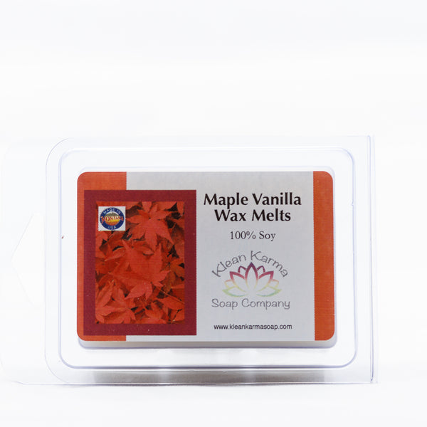 Maple Vanilla Wax Melts