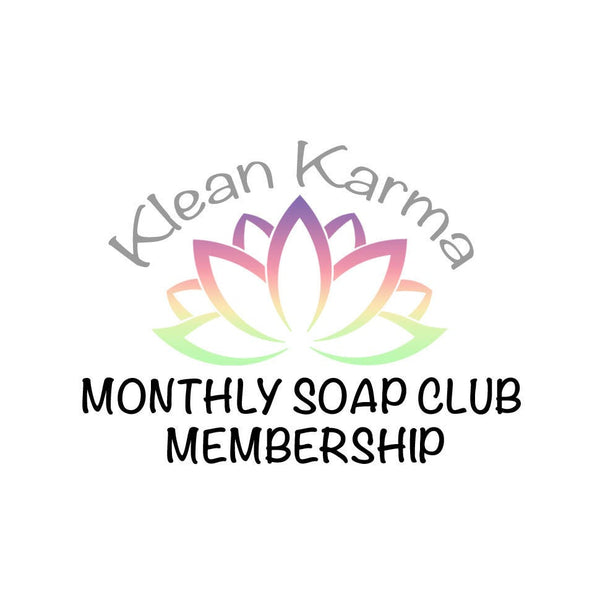 Charged Monthly - Monthly Soap Club Membership