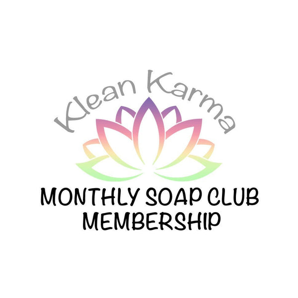 Prepaid Annually - Monthly Soap Club Membership