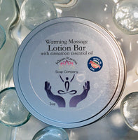 Massage Lotion Bar