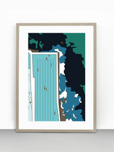 Load image into Gallery viewer, 1. Bondi 'Icebergs' Baths (unframed)