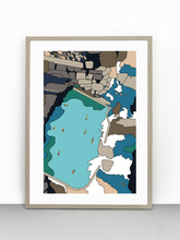 Load image into Gallery viewer, 5. Mahon Pool Maroubra (unframed)