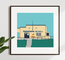Load image into Gallery viewer, 9. Tamarama Clubhouse (unframed)