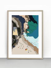 Load image into Gallery viewer, 7. Tamarama Beach (unframed)
