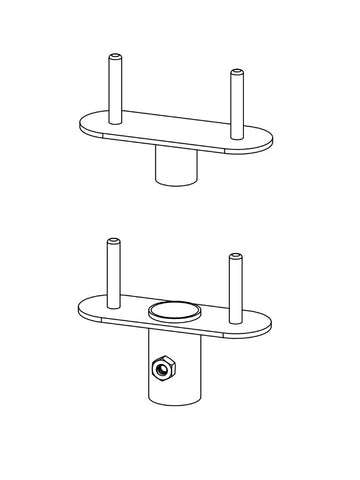 2nd Tier Connectors (Set of 2)
