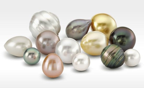 What Is The Difference Between Natural, Cultured And Shell Pearls?