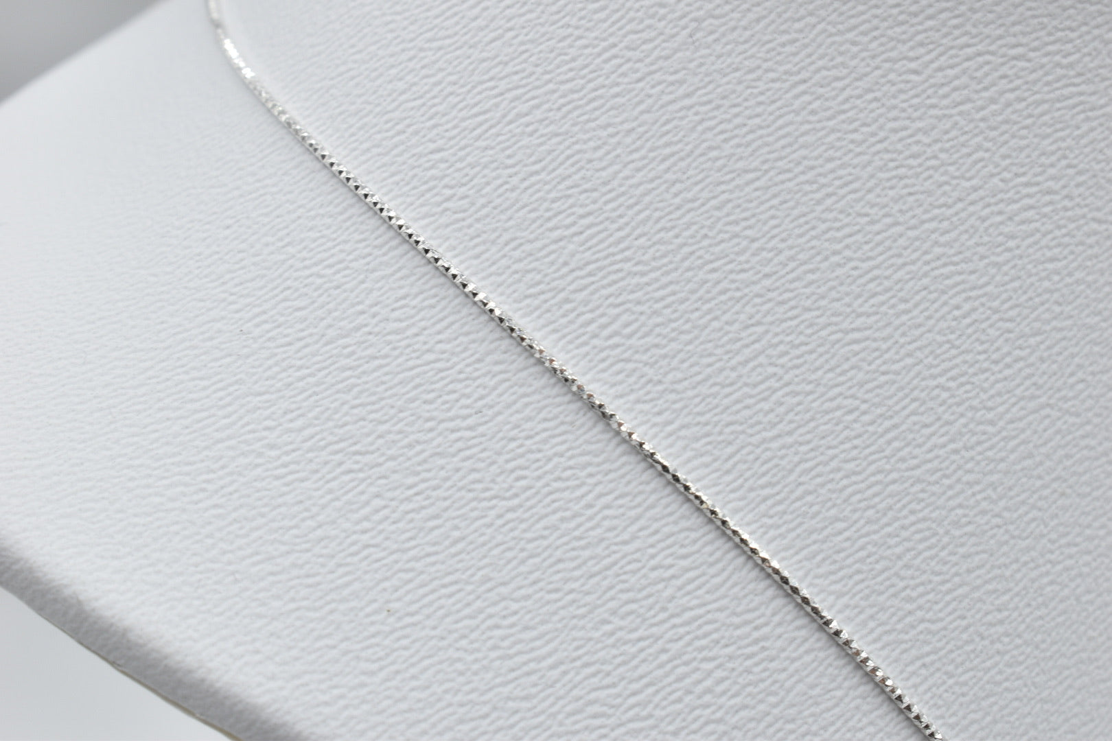 Italian sterling silver 925 snake box chain