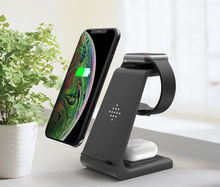 Load image into Gallery viewer, ZNAP - Wireless Charging Station