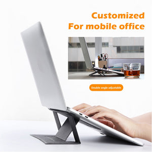 ZNAP Stand - The Invisible Laptop Stand