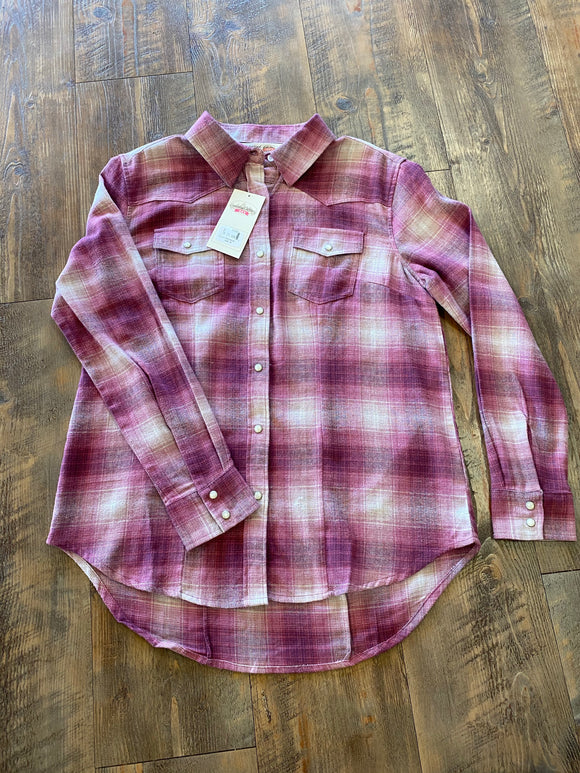 Pink Flannel