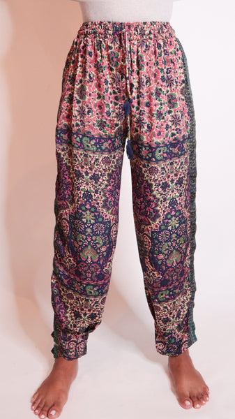 Boho Tapered Pants