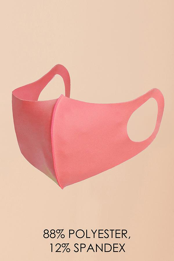 Reusable and Washable Mask