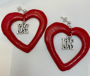 Love Hearts Earrings