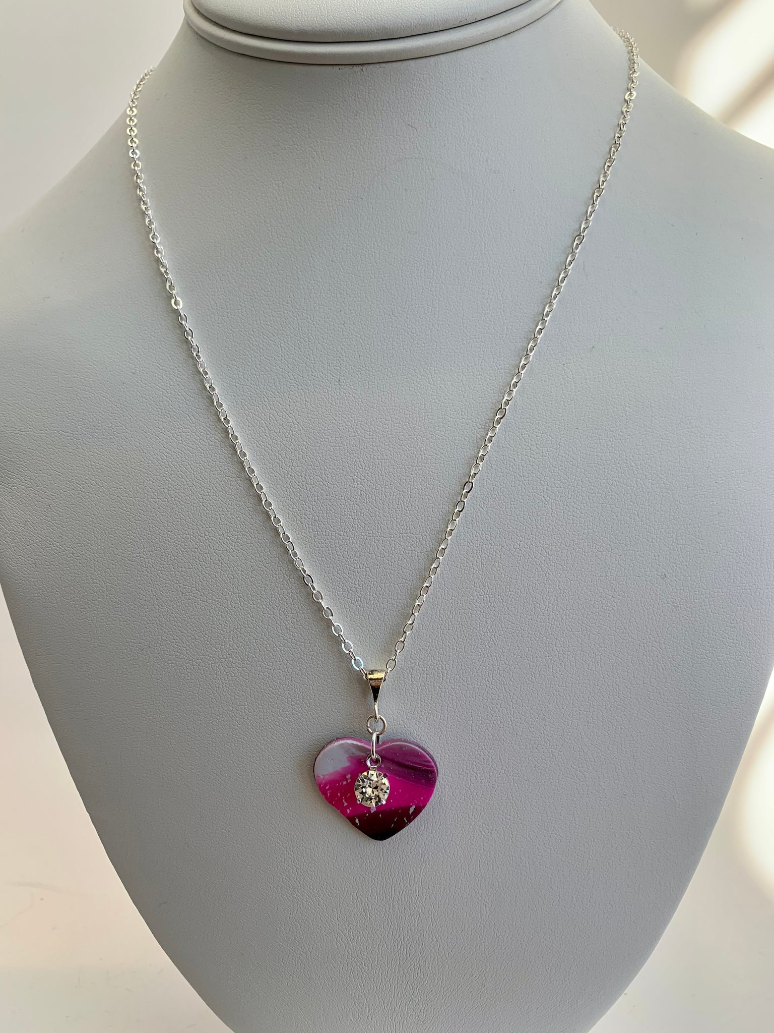 Single Heart Necklace