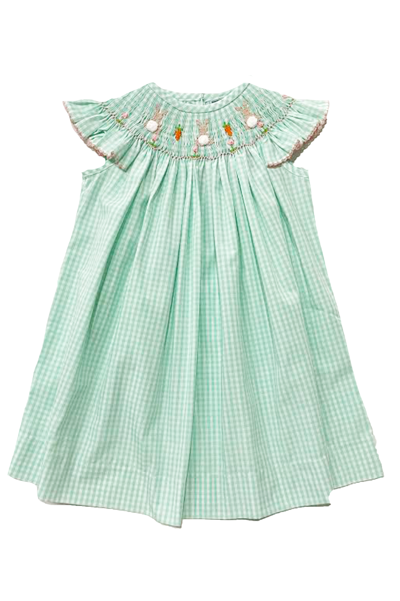 Cottontail Bishop Dress