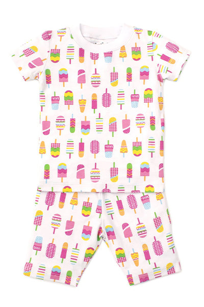 Pink Ice Pops Snug Pajama Set