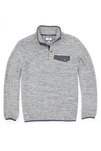 Heather Gray Nova Pullover