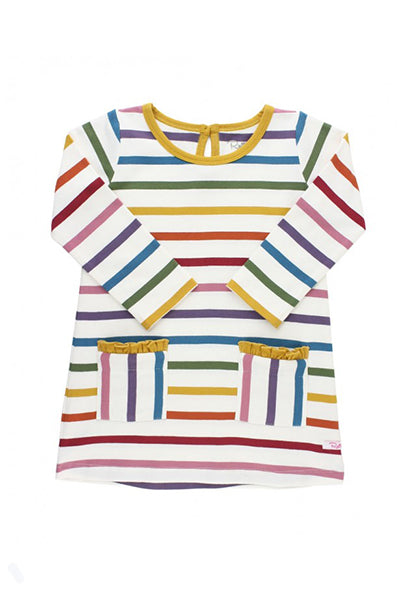 Harvest Rainbow Pocket Dress